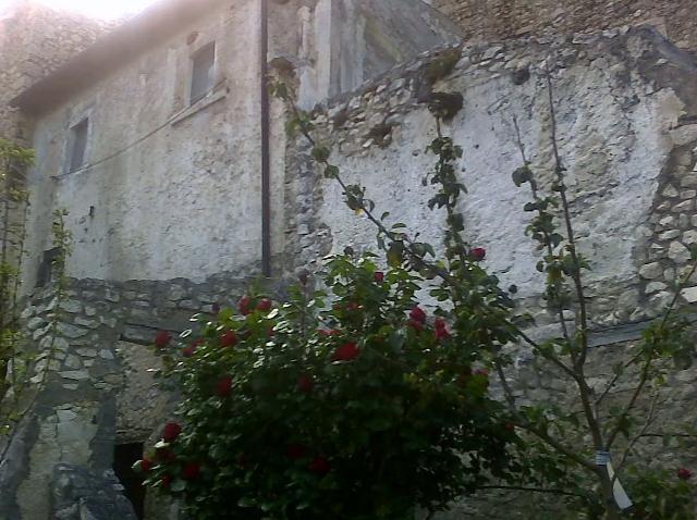 roseto centro storico navelli