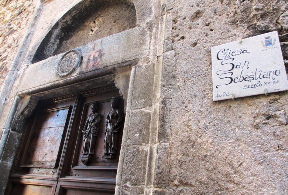 Parrocchiale San Sebastiano in Navelli